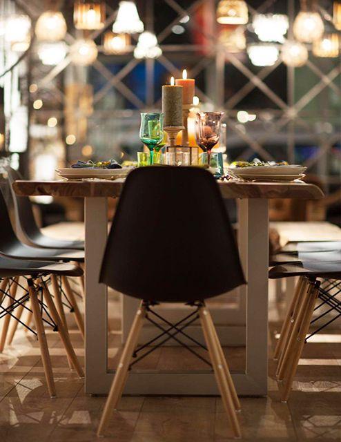 diseño moderno restaurante